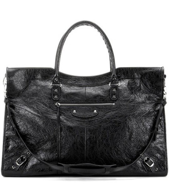 classic bag shoulder bag silver black