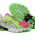 Women's Asics Gel Kinsei 4 Pink Green Running Shoes