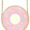 Donut crossbody bag at shop jeen | shop jeen