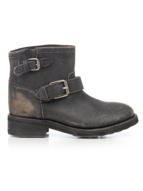 Ash Trick Boots in black