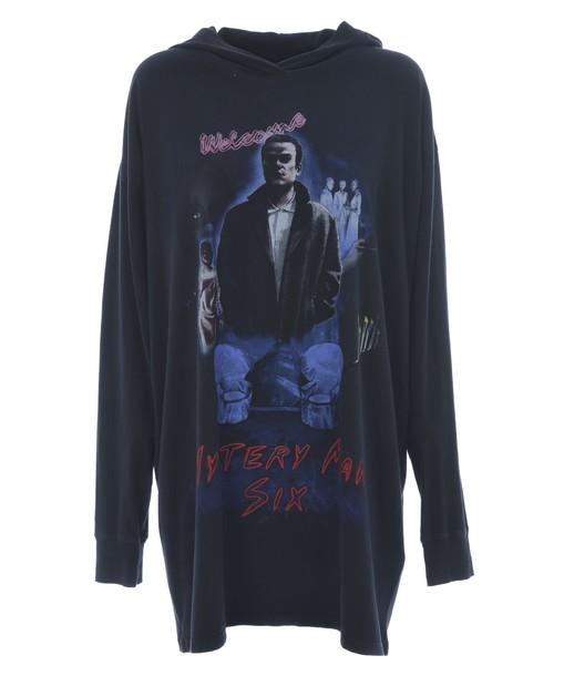 Mm6 Maison Margiela hoodie long sweater
