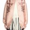 Stella mccartney floral embroidered duchesse satin bomber jacket | nordstrom