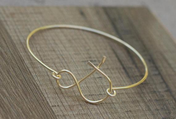 Ampersand Bangle, Ampersand Bracelet