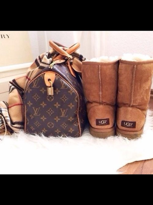 bag louis vuitton bag ugg boots louis vuitton