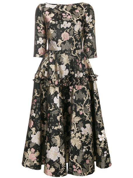 PICCIONE.PICCIONE dress print dress women floral print