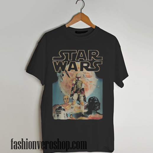 7e1ce999 Vintage Star Wars T shirt