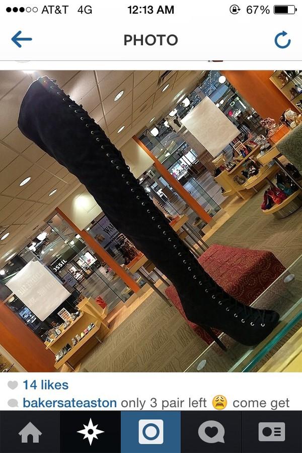 shoes high heels thigh high boots open toe heels