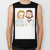 Secretly In Love Biker Tank by Nan Lawson | Society6