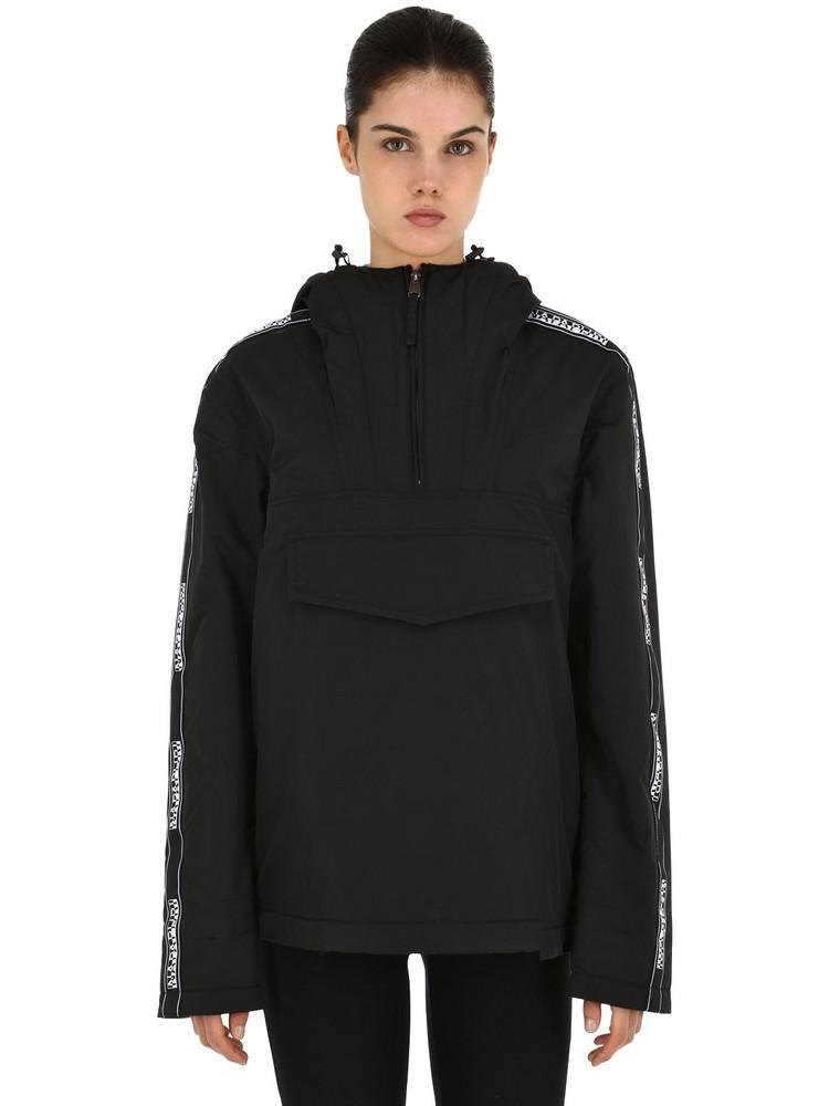 NAPAPIJRI Rain Forest Anorak Jacket in black