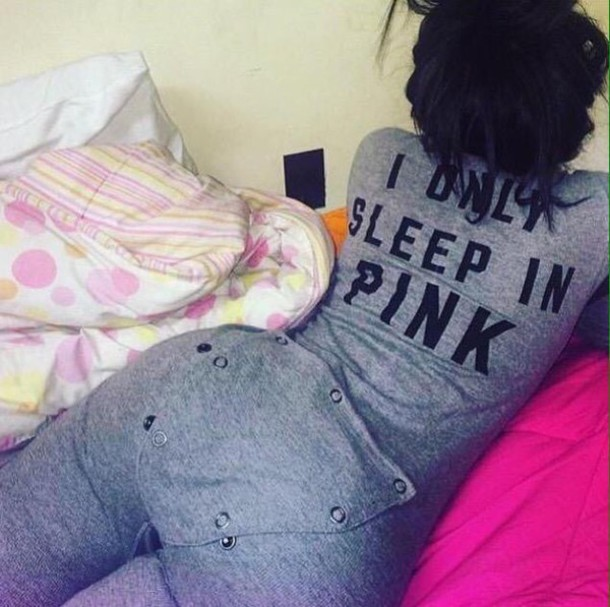 Grey Black Sleepwear Victorias Secret One Piece Nightwear