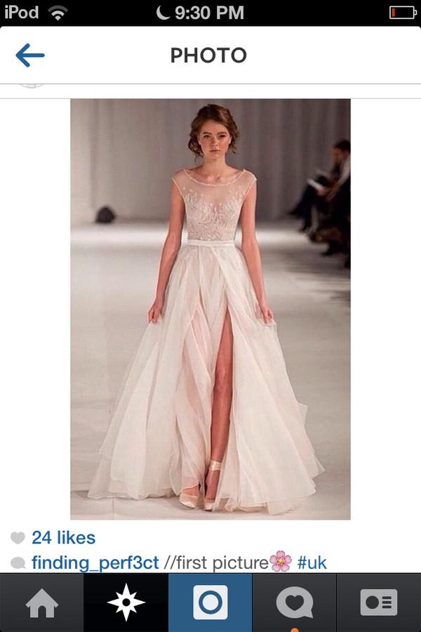 dress white dress Paolo Sebastian
