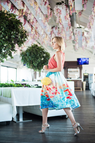 cablook shoes bag jewels skirt top blogger