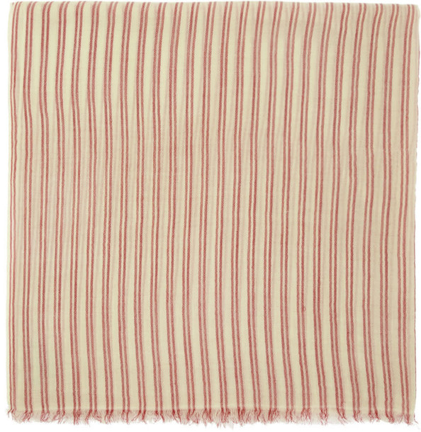 Isabel Marant scarf red