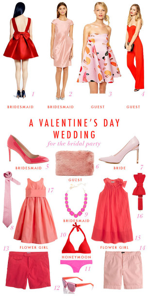 bklyn bride blogger jumpsuit wedding clothes red pink