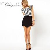 dress,office outfits,bonny,boutique envy,asymmetrical