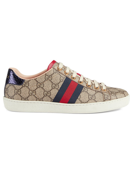 gucci women sneakers nude shoes