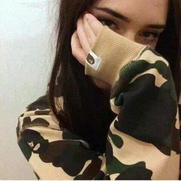 sweater camo jacket camo sweater camouflage camo shirt