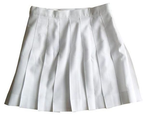 Pleated Mini Skirt - Shop for Pleated Mini Skirt on Wheretoget