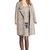 Britta Leopard Woven Coat | Clothing by DVF