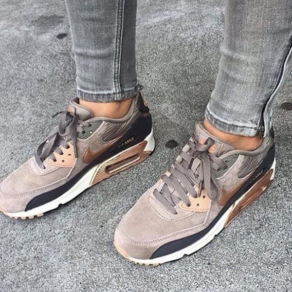 760ce94e333 Nike  Air Max 90  Sneaker (Women)