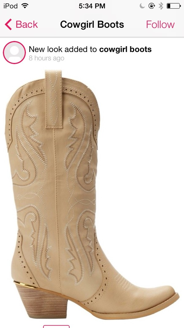 shoes cowgirl boots