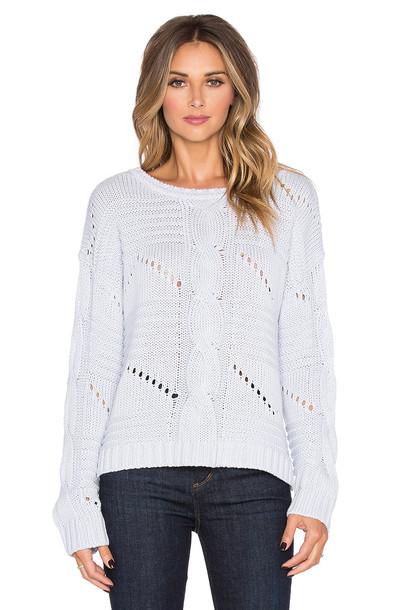 525 america sweater blue