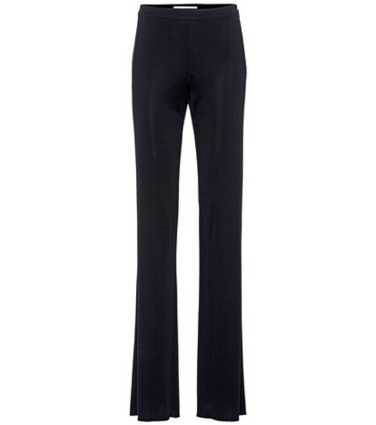 Emilio Pucci high black pants