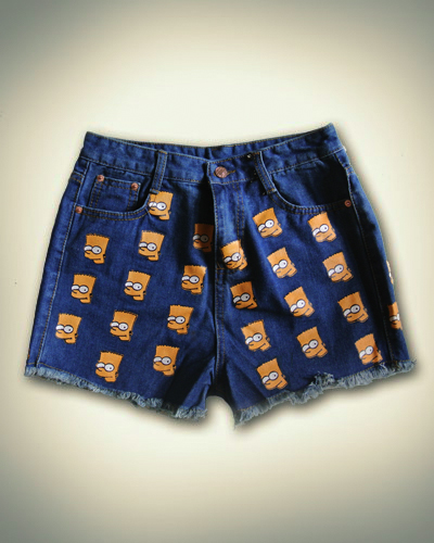 Prettysucks / female / denim shorts: 25.99 eur