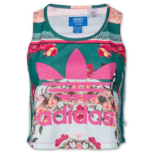 Women s adidas Originals Borboflora Tank  cbf1dc3df4