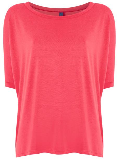 Lygia & Nanny t-shirt shirt t-shirt loose women spandex fit red top
