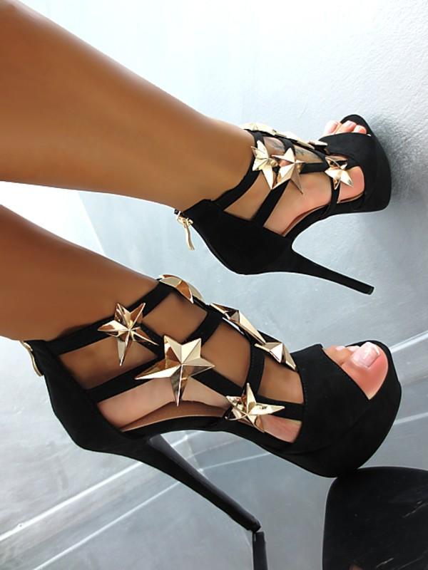 shoes high heels