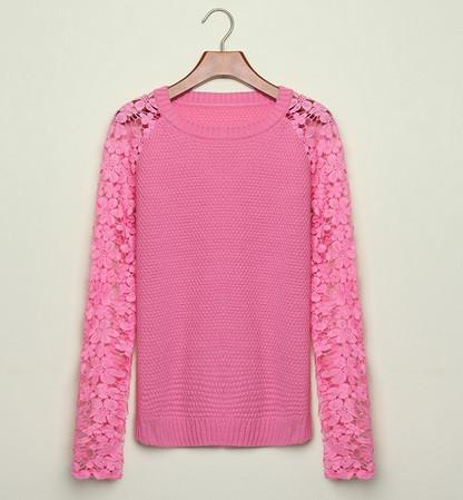 Blogger fachion lace trend