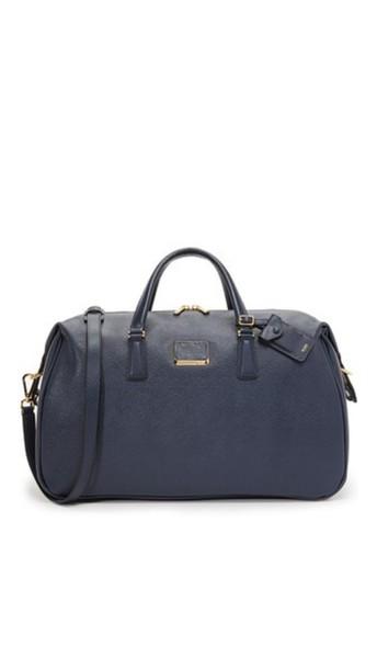 Tumi Alexandra Soft Duffel Bag - Moroccan Blue
