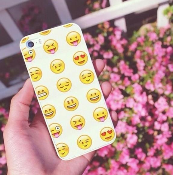 iphone case phone case iPhone 5c emoji