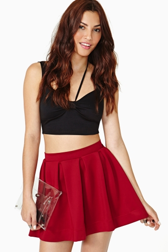 Wine in  clothes at nasty gal