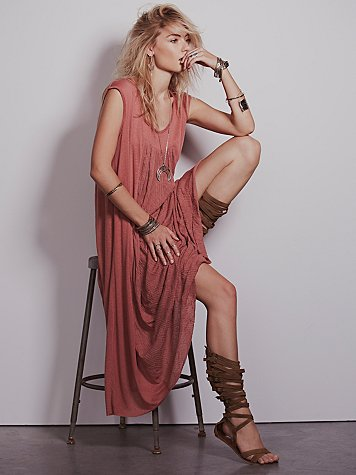Free People  Summer Dreamin Dress at Free People Clothing Boutique