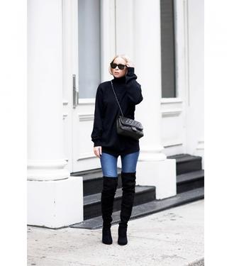 victoria tornegren blogger jeans bag
