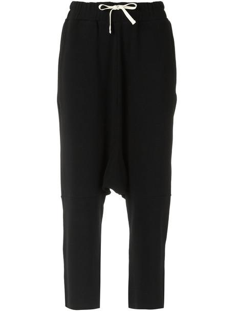 Uma Raquel Davidowicz women spandex black pants