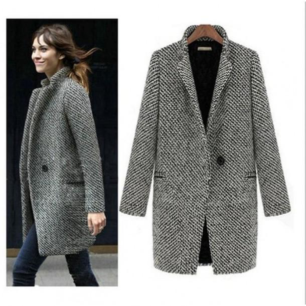 coat oversized