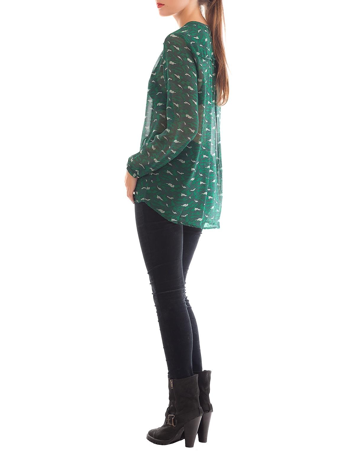 Custommade | ALIA CAMOUFLAGE SHIRT | GIRISSIMA.COM