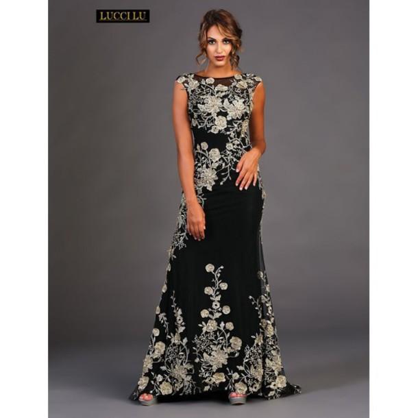 dress, mermaid prom dress - Wheretoget