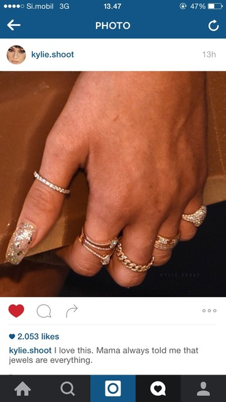 jewels kylie jenner kendall and kylie jenner jewelry