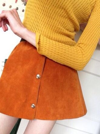 sweater yellow yellow sweater