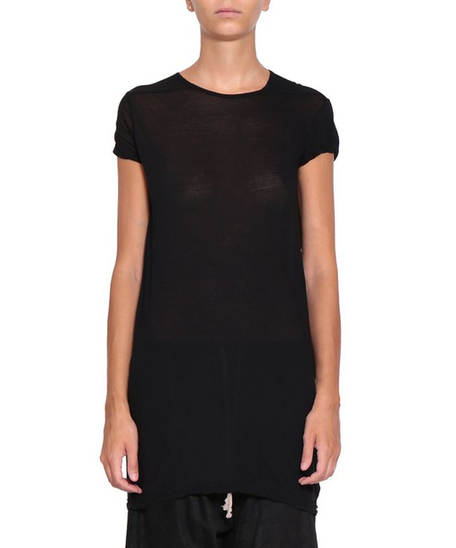 Rick Owens t-shirt shirt cotton t-shirt t-shirt cotton top