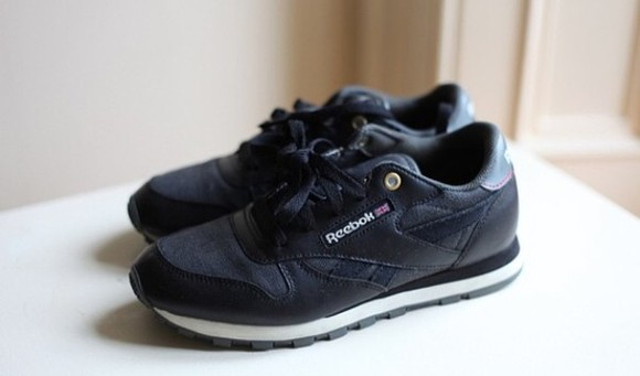 shoes Reebok black