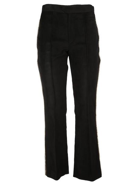 Isabel Marant cropped black pants