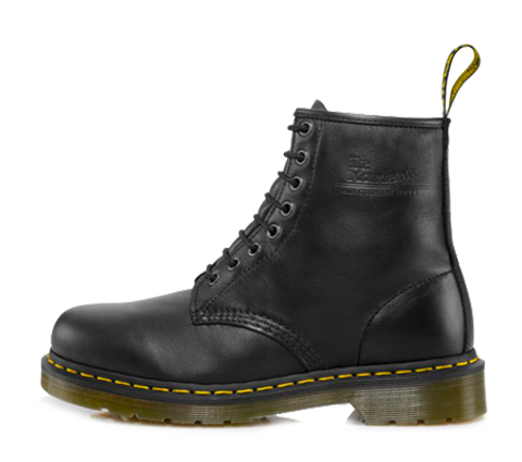dr martens 1460 black nappa doc martens boots and shoes