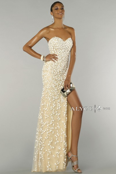 Prom dress style #6336