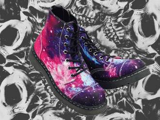 shoes combat boots galaxy