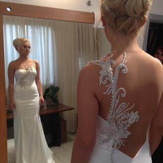 dress galia lahav 2014 wedding dresses fitted bridal dresses sexy evening dresses